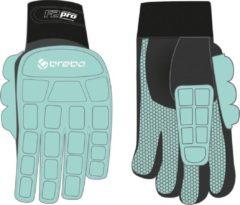 Brabo Indoor Glove F2.1 Pro L.H. Aqua Sporthandschoenen Unisex - Aqua