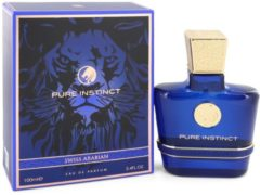 Swiss Arabian Pure Instinct - Eau de parfum spray - 100 ml