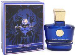 Swiss Arabian Pure Instinct - Eau de parfum spray - 100 ml