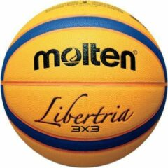 Blauwe Molten 3x3 Basketbal