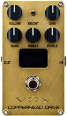 VOX Valvenergy Copperhead Drive overdrive/distortion pedaal