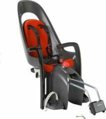 Hamax Caress - fietsstoeltje achter - grijs/rood