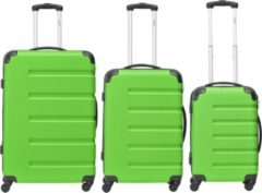 Packenger Kofferset Koffer 3er-Set Marina M, L+XL