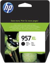 HP 957XL originele high-capacity zwarte inktcartridge met gratis 2 maanden instant ink