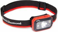 Black Diamond ReVolt 350 Extreem krachtige en robuuste hoofdlamp Rood