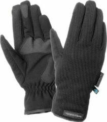 Antraciet-grijze Tucano Handschoen Monty Touch
