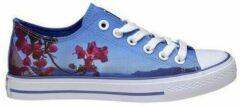 Blauwe Merkloos / Sans marque Bougainville Sneakers