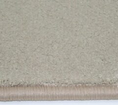 Creme witte Prima vloerkleden Vloerkleed Romy ecru 120x170cm