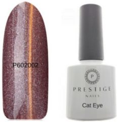 Prestige nails Prestige Cat Eye Gel polish Sparkly Caramel