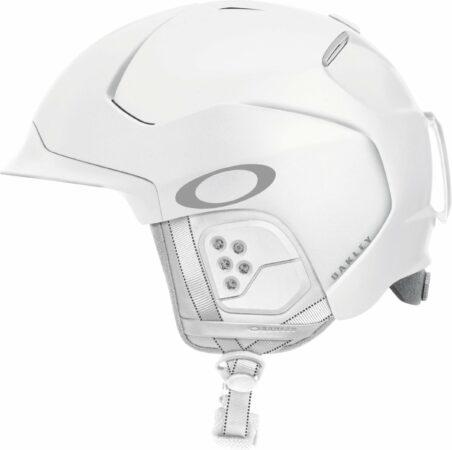 Afbeelding van Witte Oakley MOD5 - Skihelm - maat S - Polished White