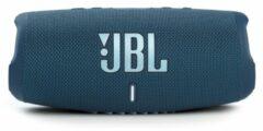 Donkerblauwe JBL CHARGE 5 draagbare bluetooth speaker
