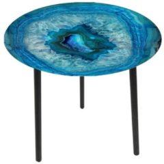 Beistelltisch Aquamarin HTI-Line Blau