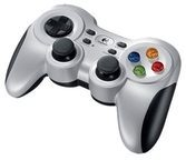 Logitech Wireless Gamepad F710 - Game Pad - kabellos - 2.4 GHz