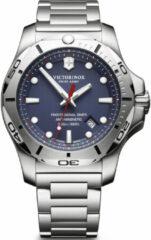 Zilveren Victorinox Swiss Army horloge