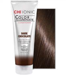 CHI - Ionic Color Illuminate - Color-Enhancing Conditioner - Dark Chocolate - 251 ml