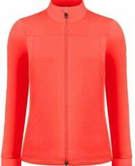 Poivre Blanc - Wintersportpully - Dames - Oranje - XL