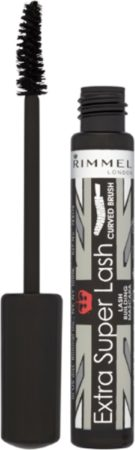 Afbeelding van Bruine Rimmel London Extra Super Lash mascara - Brown Black - Brown-Black