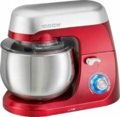 Clatronic KM 3709 keukenmachine 5 l Rood 1000 W
