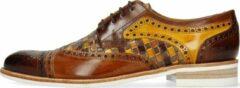 Bruine Melvin & Hamilton Heren Derby schoenen Henry 7