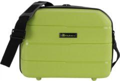 Franky Travel Beautycase PP8 Franky limegrün