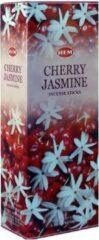 Grijze HEM WIerook - Cherry Jasmine - Slof (6 pakjes/120 stokjes)
