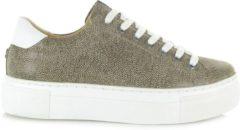 Maruti Dames Sneakers Ted - Beige - Maat 36