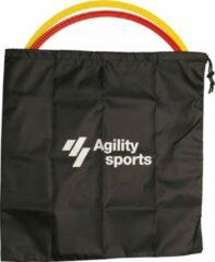Agility Sports Coördinatie hoepeltas - 1 stuk - Zwart