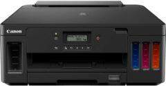 Canon PIXMA G5050 Inkjet 4800x1200 DPI A4 Wi-Fi/USB2.0/LAN Copy/Scan onderlade 250vel