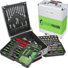 Starkmann Greenline Werkzeugkoffer 399-teilig