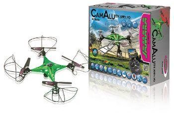 Afbeelding van R/C Drone CamAlu 4+5 Channel RTF / Photo / Video / Gyro Inside / With