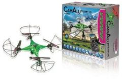 R/C Drone CamAlu 4+5 Channel RTF / Photo / Video / Gyro Inside / With