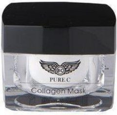 Creme witte Puur Collagen Face Mask