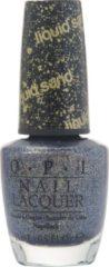 Blauwe O.P.I OPI Liquid Sand Alcatraz Rocks - 15 ml - Nagellak