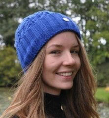 Piri Sport Hats & Co beanie voor de moderne vrouw - kleur royal blauw