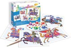 Asmodee N/F Aquarellum Junior - Ridders