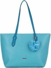 David Jones Shopper Dames Shopper Turquoise