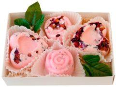 Geschenkbox Rose&Herz Salsa Rosé