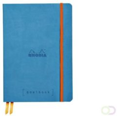Clairefontaine Bullet Journal Rhodia A5 120vel dots turkoois