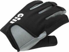 Zwarte Gill Deckhand Gloves - Zeilhandschoenen - Korte Vinger