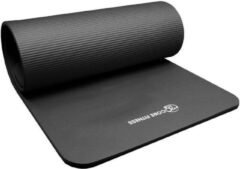 Fitness-Mad MADFitness - Core Fitness Mat - 10 mm - Zwart