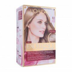 L'Oréal Paris L'Oréal Paris Excellence Crème 8.1 - Licht Asblond - Haarverf