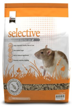 Afbeelding van Supreme Petfoods Supreme Science Selective Rat - 1,5 kg