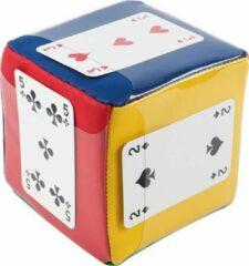 Spordas Creatieve Sinterklaas Dobbelsteen Mini 10 x 10 cm   Foam Dobbelsteen   Cube