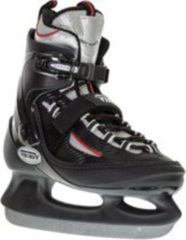 Zwarte Viking IJshockeyschaats - Maat 38 - Unisex - Zwart