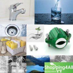 Groene ✅Waterontharder- Waterontharder waterleiding- Water ontkalker- Waterontharder magneet- Waterverzachter- Ontkalker- Antikalk- Shopping4All