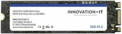 Innovation IT SATA M.2 SSD 2280 harde schijf 1 TB M.2 SATA 6 Gb/s