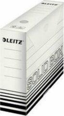 Leitz Archiefdoos Solid 1400 vel A4 Wit Karton 15 x 33 x 25,7 cm 10 Stuks