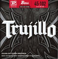 Dunlop Robert Trujillo Icon Bass Set 4 String 045 bassnarenset