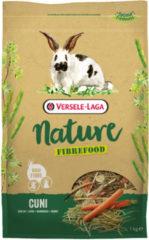 Versele-Laga Nature Fibrefood Cuni Konijnenvoer Inhoud - 1 kg