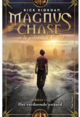 Het Verdoemde Zwaard - Magnus Chase En De Goden